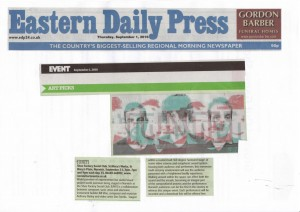 Eastern Daily Press Preview